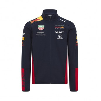 Red Bull Racing pánská bunda teamwear softshell F1 Team 2020