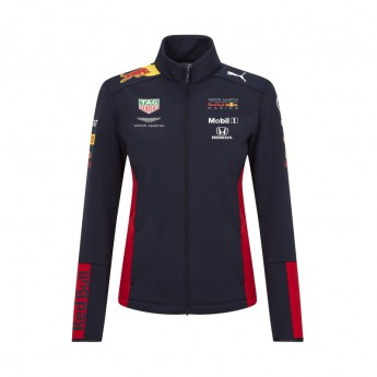Red Bull Racing dámská bunda teamwear softshell F1 Team 2020