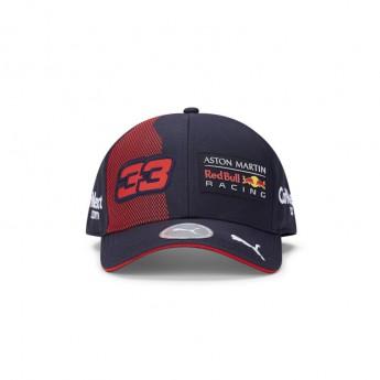 Red Bull Racing čepice baseballová kšiltovka Max Verstappen F1 Team 2020