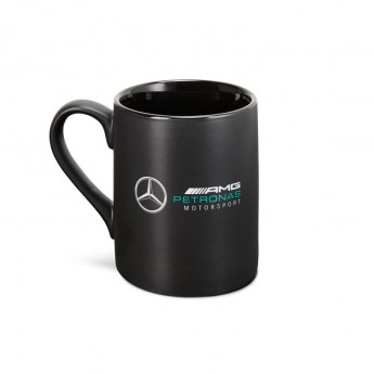 Mercedes AMG Petronas hrníček logo black F1 Team 2020