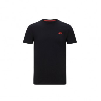 Formule 1 pánské tričko Tour black 2020
