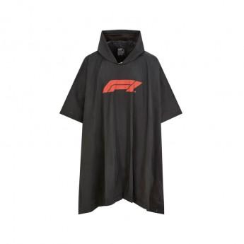 Formule 1 dámská bunda Poncho black 2020