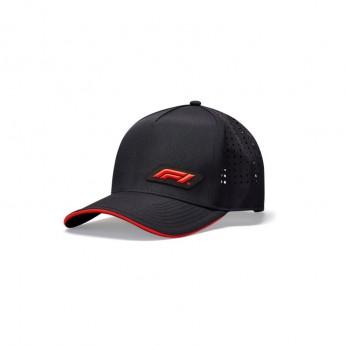 Formule 1 čepice baseballová kšiltovka Tech black 2020