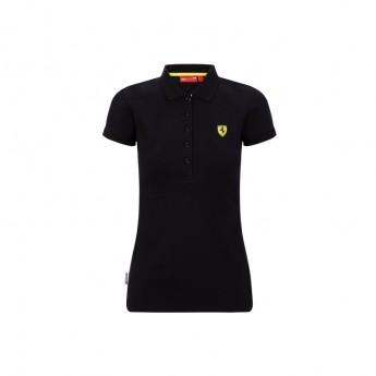 Ferrari dámské polo tričko Classic black F1 Team 2020