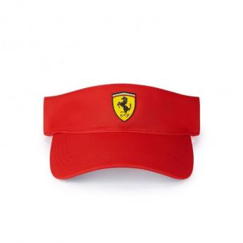 Ferrari kšilt logo visor red F1 Team 2020