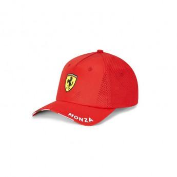 Ferrari čepice baseballová kšiltovka Monza red F1 Team 2020