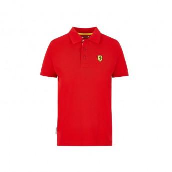 Ferrari dětské polo tričko Classic red F1 Team 2020