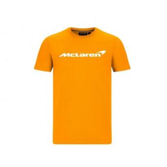 Mclaren Honda pánské tričko Essentials orange F1 Team 2020