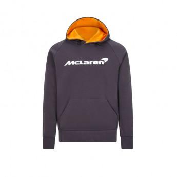 2020 McLaren Mens Essentials Hoodie Antracit