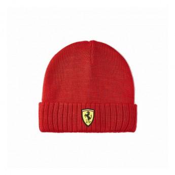 Ferrari zimní čepice logo beanie red F1 Team 2020