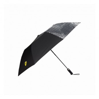 Ferrari deštník compact umbrella black F1 Team 2020
