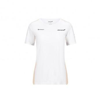 Mclaren Honda dámské tričko white F1 Team 2020