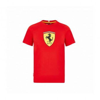 Ferrari dětské tričko logo shield red F1 Team 2020