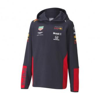 Red Bull Racing dětská mikina s kapucí navy F1 Team 2020