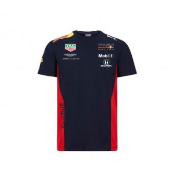 Red Bull Racing dětské tričko navy F1 Team 2020