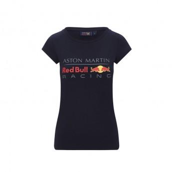 Red Bull Racing dámské tričko logo navy F1 Team 2020