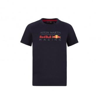 Red Bull Racing dětské tričko large logo navy F1 Team 2020