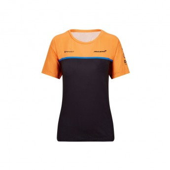 Mclaren Honda dámské tričko black F1 Team 20120