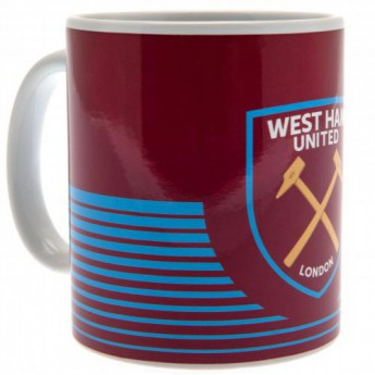 West Ham United hrníček LN
