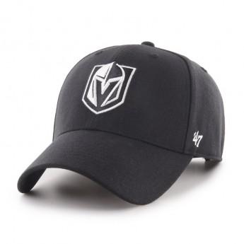 Vegas Golden Knights čepice baseballová kšiltovka MVP Black/Grey
