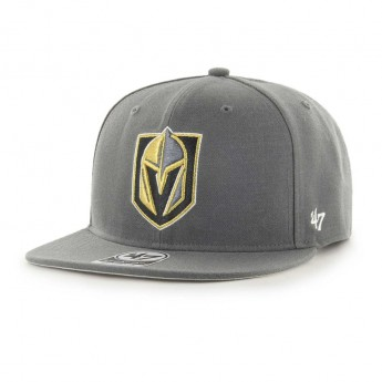 Vegas Golden Knights čepice flat kšiltovka Captain Grey