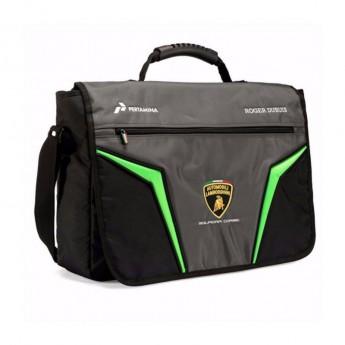 Lamborghini taška na rameno Messenger SC black 2020