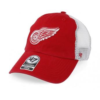 Detroit Red Wings čepice baseballová kšiltovka Closer Stretchfit