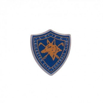 Leicester City odznak Badge Retro Shield