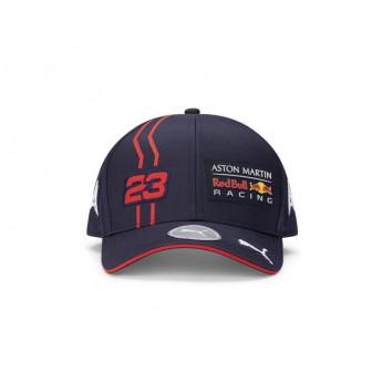 Red Bull Racing dětská čepice baseballová kšiltovka Alexander Albon F1 Team 2020
