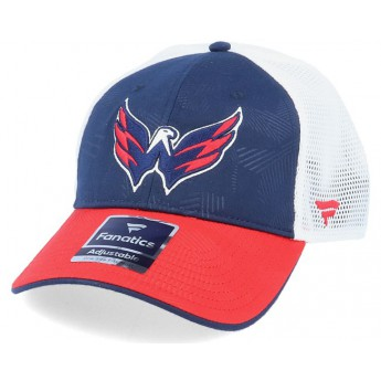 Washington Capitals čepice baseballová kšiltovka Iconic Trucker Shadow
