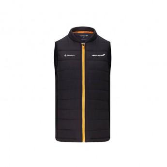Mclaren Honda pánská vesta Gilet black F1 Team 2020