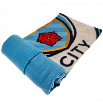 Manchester City fleecová deka LC