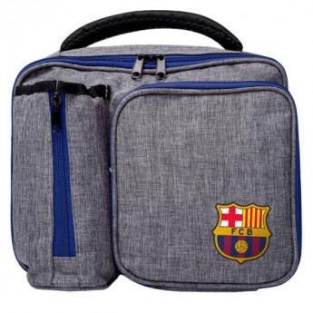 FC Barcelona Obědová taška Premium Grey
