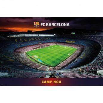 FC Barcelona plakát Stadium 6