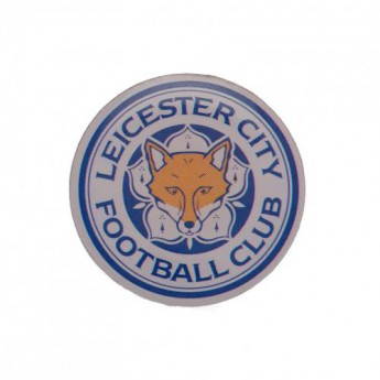 Leicester City odznak with logo