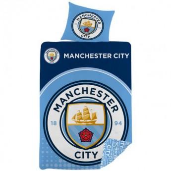 Manchester City povlečení na jednu postel Single Duvet Set LC
