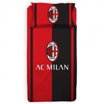 AC Milan povlečení na jednu postel Single Duvet Set