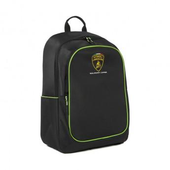 Lamborghini batoh na záda SC black Team 2020