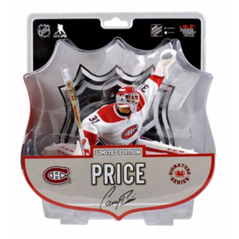 Montreal Canadiens figurka Carey Price #31 Montreal Canadiens Imports Dragon