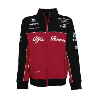 Alfa Romeo Racing pánská mikina Red F1 Team 2020