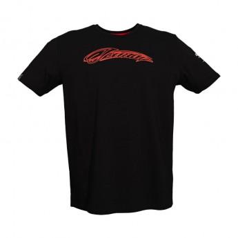 "Alfa Romeo Racing pánské tričko Iceman ""7"" black F1 Team 2020"