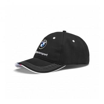 BMW Motorsport čepice baseballová kšiltovka black Team 2020
