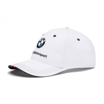 BMW Motorsport čepice baseballová kšiltovka white Team 2020