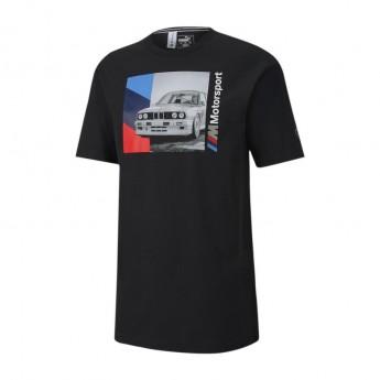 BMW Motorsport pánské tričko Graphic Team 2020