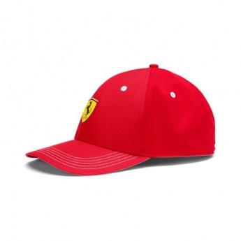 Ferrari čepice baseballová kšiltovka Fanwear red F1 Team 2020