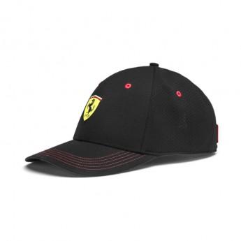 Ferrari čepice baseballová kšiltovka Fanwear black F1 Team 2020
