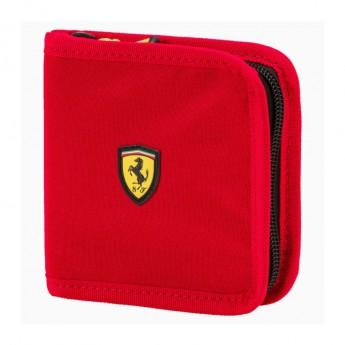 Ferrari peněženka Logo red F1 Team 2020