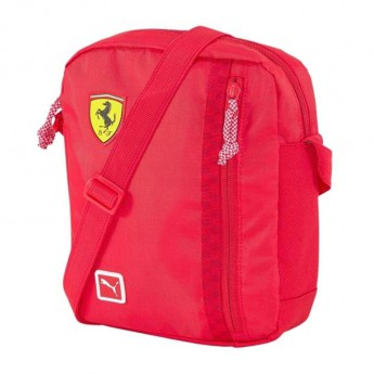 Ferrari taška na rameno Portable Bag Red F1 Team 2020