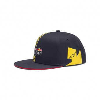 Red Bull Racing čepice flat kšiltovka LS Red F1 Team 2020