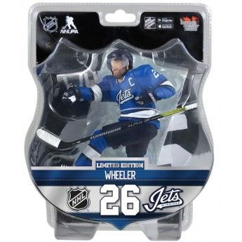 Winnipeg Jets figurka Blake Wheeler #26 Imports Dragon